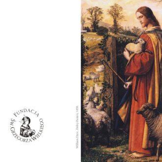 Kartka na świecenia kapłańskie Dobry Pasterz